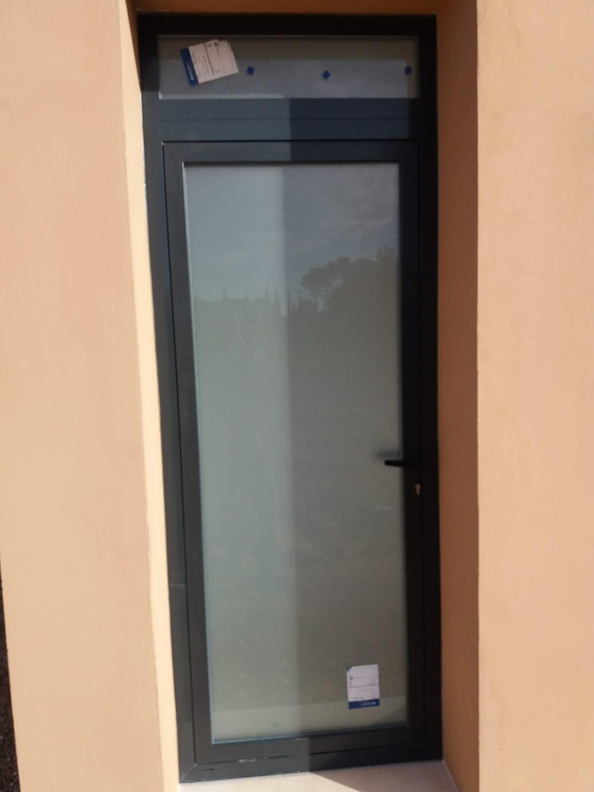 Puertas de aluminio Mallorca